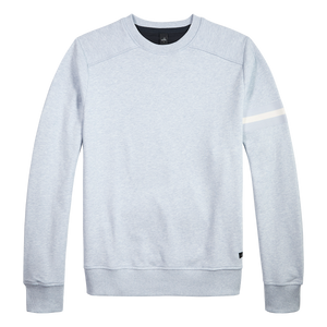 Light Blue Moore Crew Neck Sweatshirt
