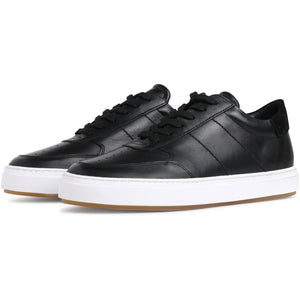 Legend Black Leather Sneaker