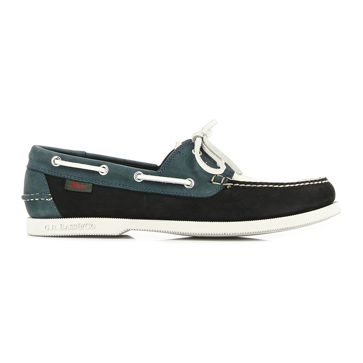 Jetty II Boater Blue & Navy Nubuck