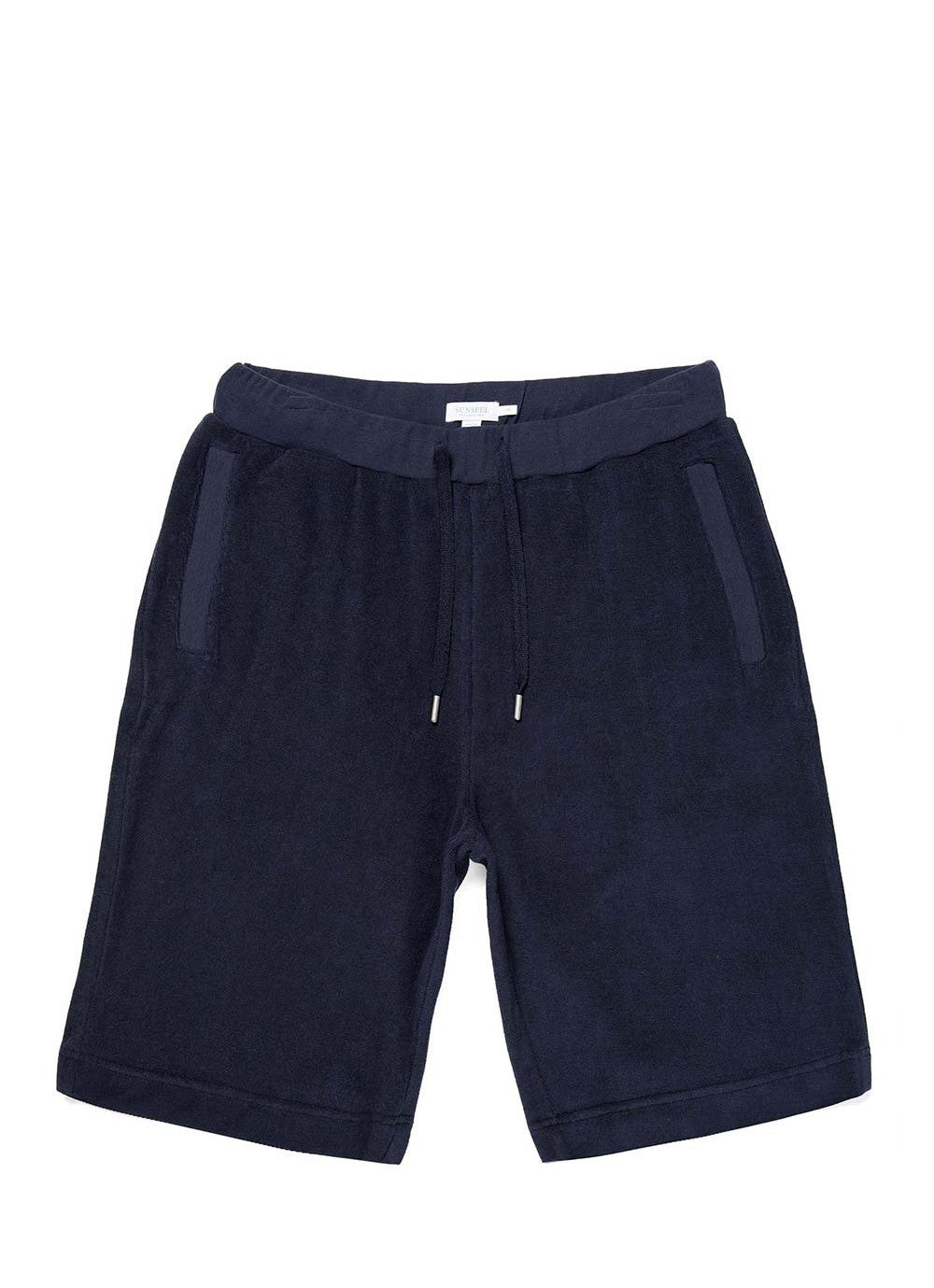 Organic Cotton Towelling Shorts