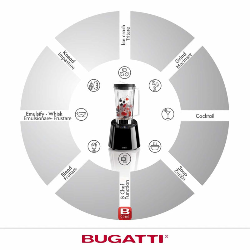 Bugatti Vento Smart Power Blender