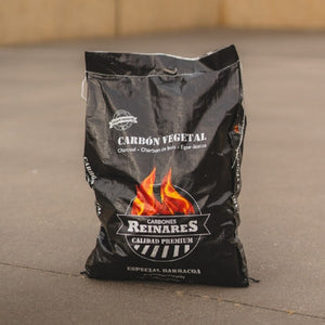 comprar carbon vegetal barbacoa