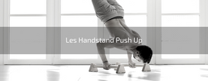 Les Handstand Push Up