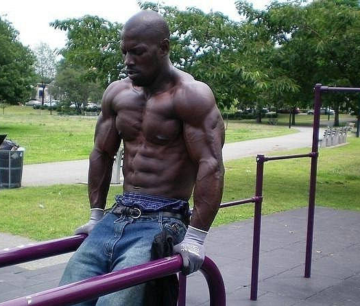 street workout muscles hannibal