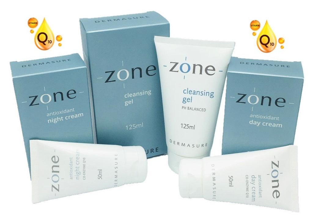 Zone Skincare Anti-Wrinkle Anti-Aging Hydration Moisturizer Face Cream