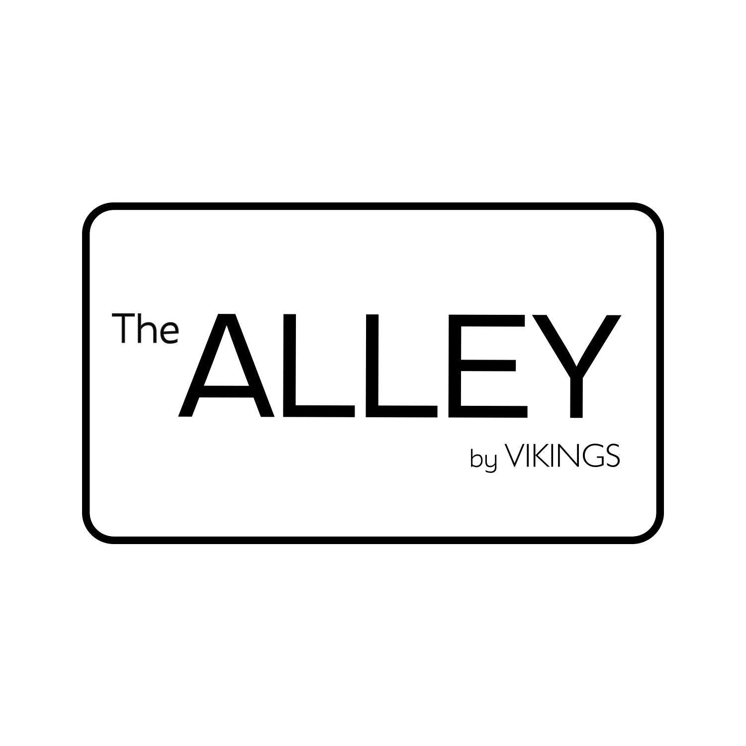 The Alley by Vikings U.P. Town