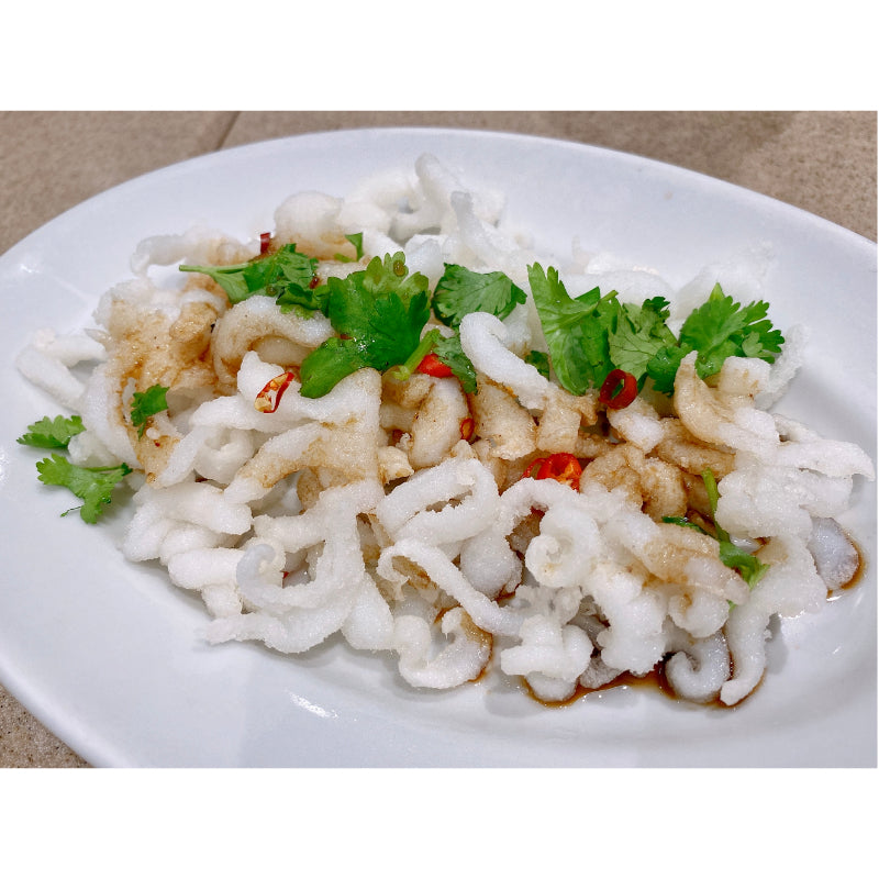 Squid w/ Special Sauce