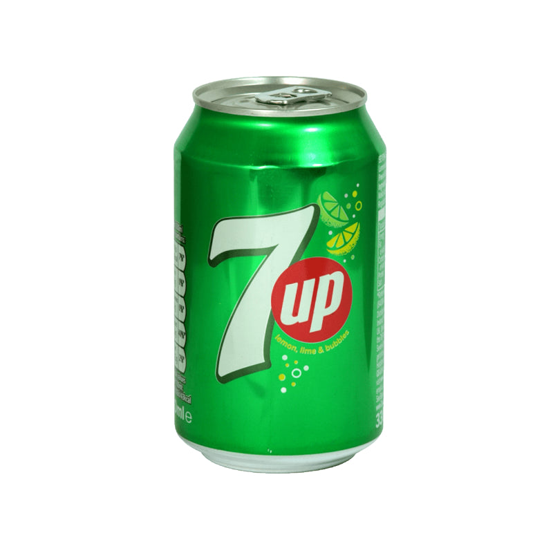 7-Up in can