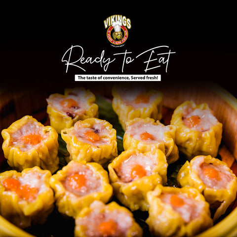 Frozen Pork with Shrimp Siomai (12pcs. per pack)