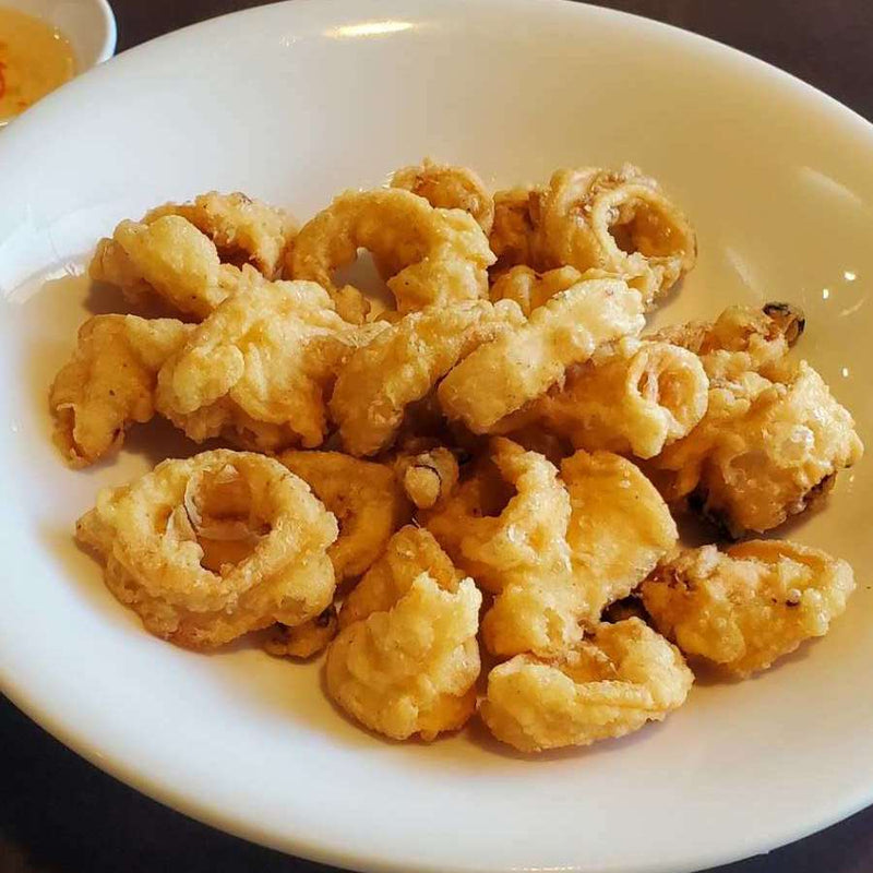 Fried Spicy Squid