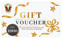 Vikings Gift Voucher