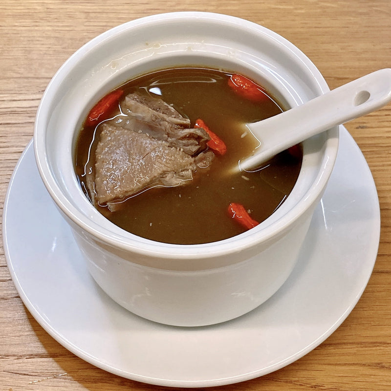 Herbal Duck Soup