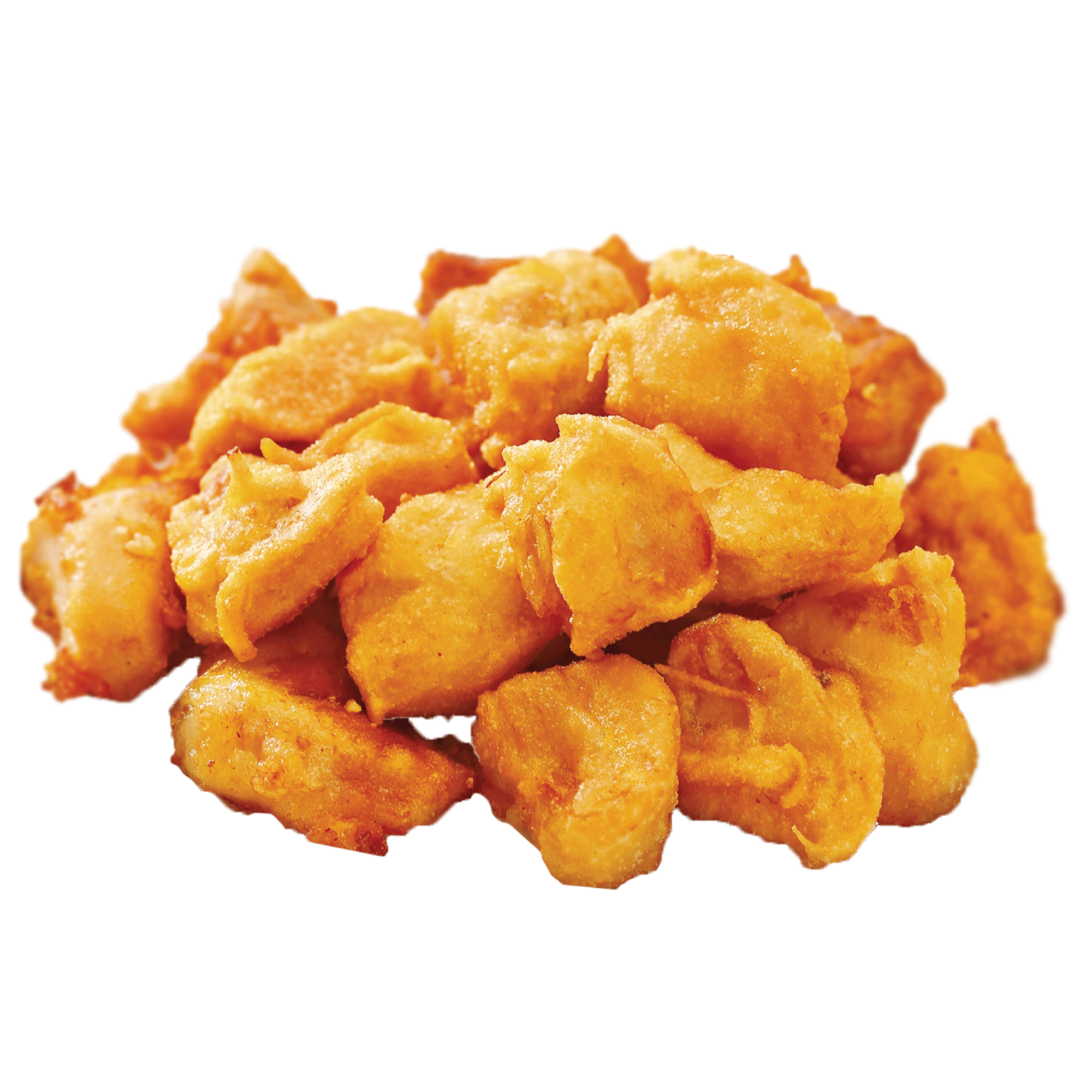 Fried King Oyster Mushroom