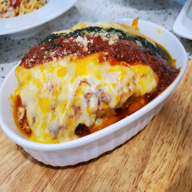 Loaded Lasagna