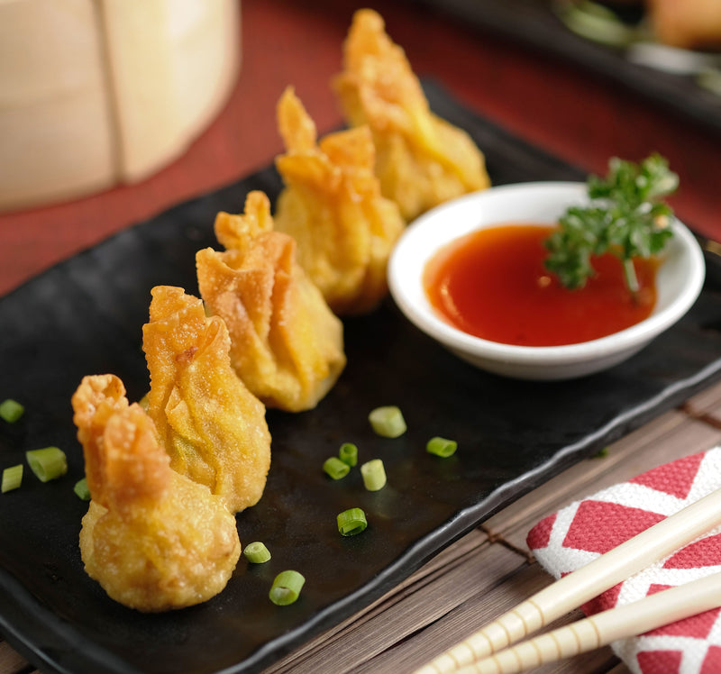 Fried Wanton (5 Pcs)