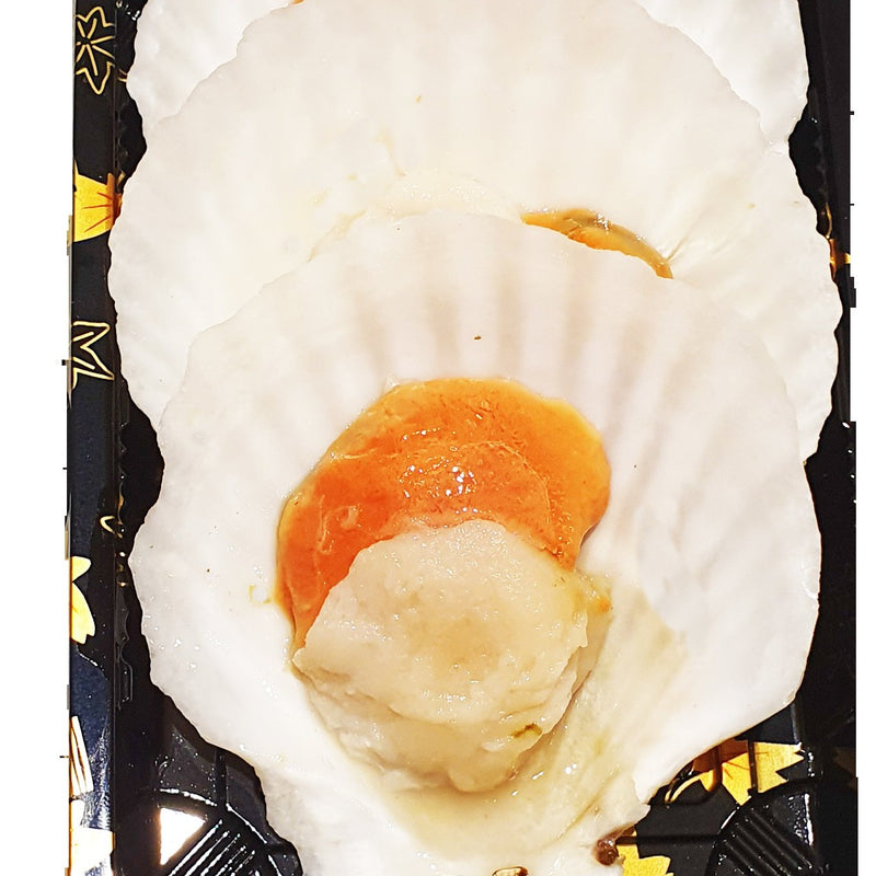 Half Shell Scallop100g
