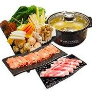Premium Meats Hot pot for 4