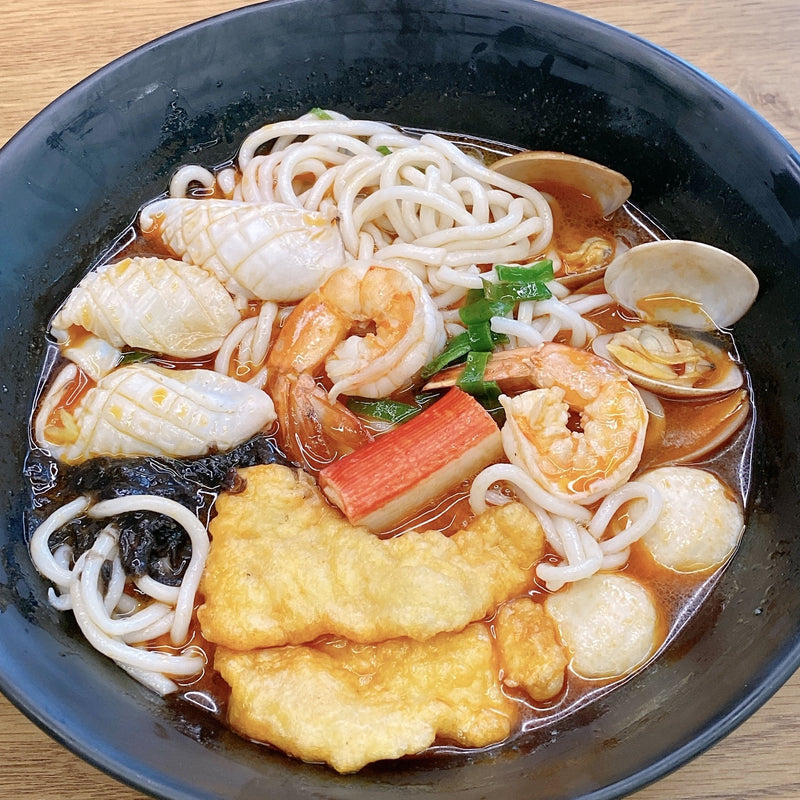 Seafoods Noodle