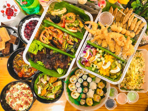 The Alley BGC Buffet To-Go (minimum of 5 pax per set of order)