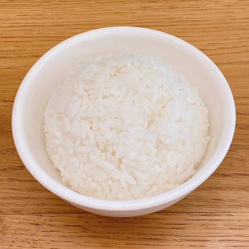 Steamed Plain Rice
