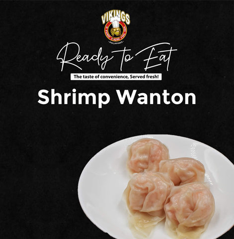 Frozen Shrimp Wanton (12pcs. per pack)