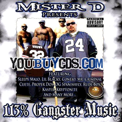 SOUTHLAND 113% Gangster Music