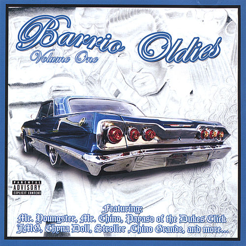Barrio Oldies Vol.1