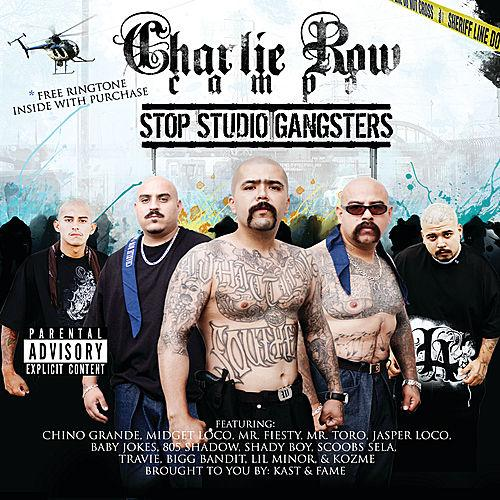 Charlie Row Campo Stop Studio Gangsters