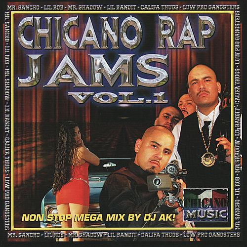 Chicano Rap Jams Vol 1