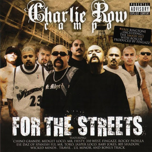 Charlie Row Campo For The Streets