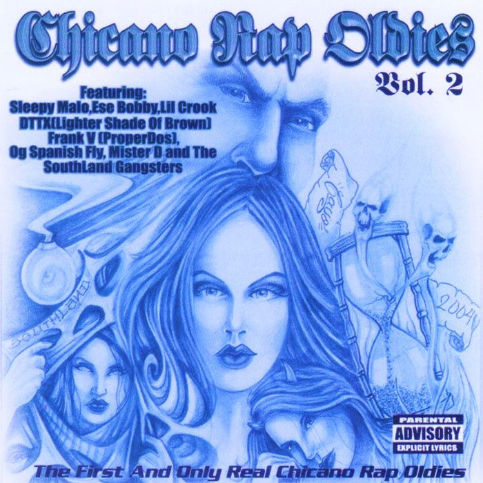 Chicano Rap Oldies Vol.2