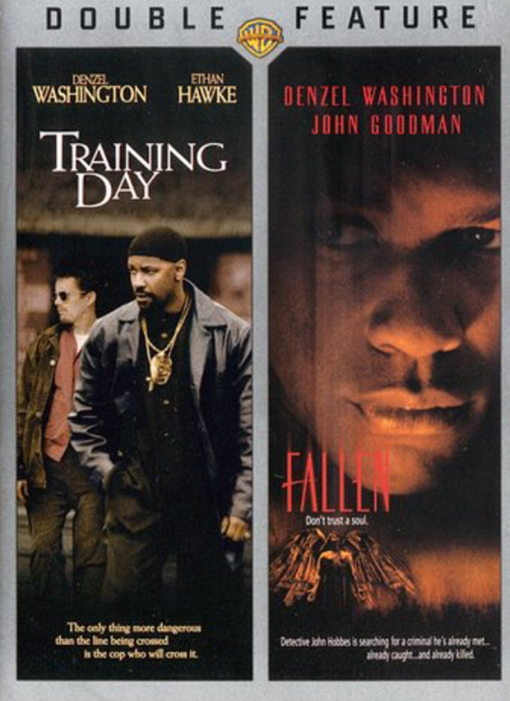 DOUBLE FEATURE: TRAINING DAY/ FALLEN