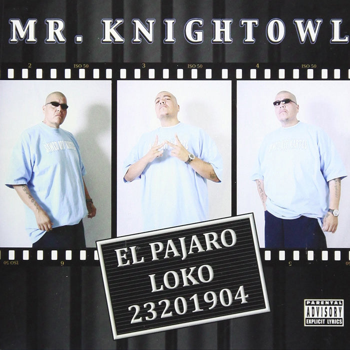 Mr. Knightowl: El Pajaro Loko