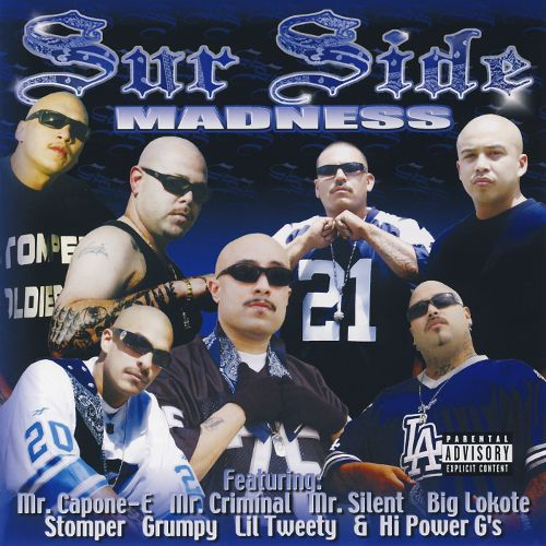 Hi Power Music - Sur Side Madness