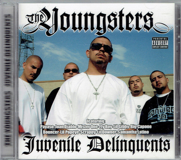 Teen Angeles - The Youngsters - Juvenile Delinguents