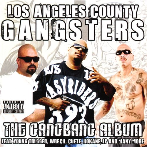 LOS ANGELES COUNTY GANGSTERS