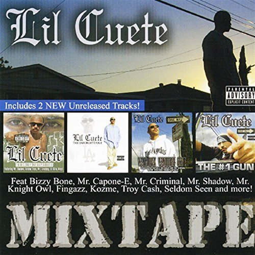 Lil Cuete The Mix Tape