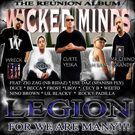 Wicked Minds - Legion