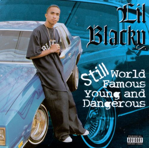LIL BLACKY STILL WORLD FAMOUS YOUNG AND DANGEROUS