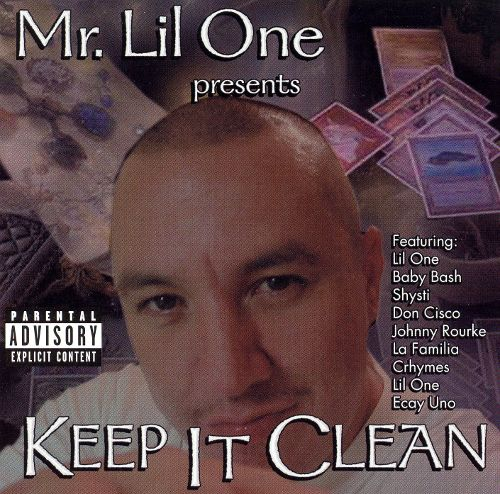 MR. LIL ONE- KEEP IT CLEAN