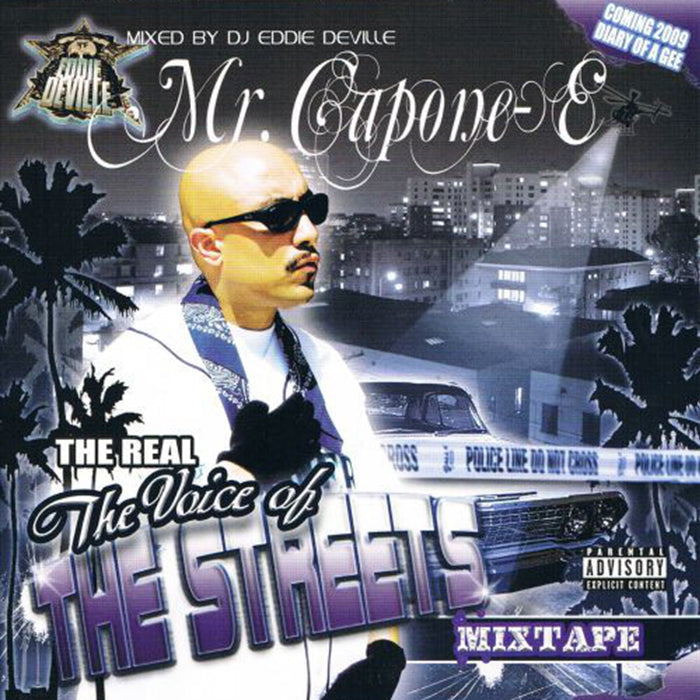 Mr. Capone-e: The Voice Of The Streets (mixtape)