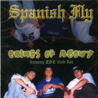 SPANISH FLY- CRIMES OF AGONY