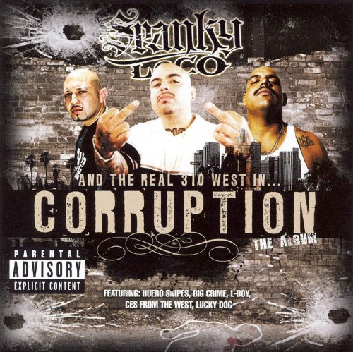 SPANKY LOCO AND THE REAL 310 WEST - CORRUPTION