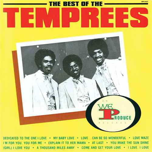 THE TEMPREES - THE BEST OF THE TEMPREES (EXTENDED VERSION)