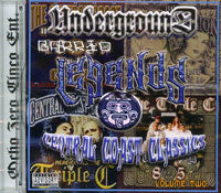 UNDERGROUND BEST OF TRIPLE C