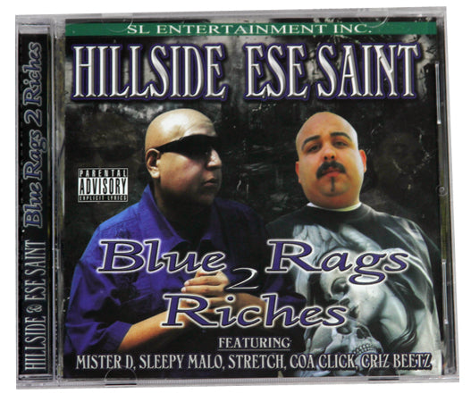 Hillside Ese Saint - Blue Rags 2 Riches