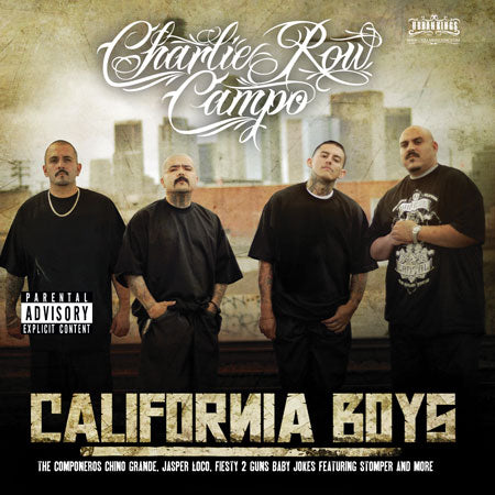Charlie Row Campo - California Boys