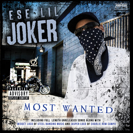 Ese Lil Joker - Most Wanted
