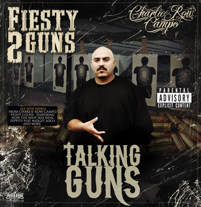 Fiesty 2 Guns - Talking Guns