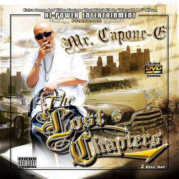 Mr Capone-e - The Lost Chapters